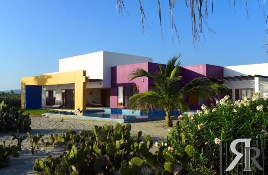 Cumana Beach House Huatulco